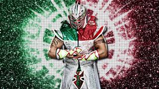 "WWE: ""Lucha Lucha"" ► The Lucha Dragons 3rd Theme Song"