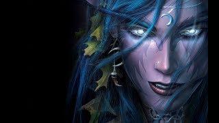 """Прохождение WarCraft 3, TFT Кампания Ночных эльфов, глава 6 : """"Осколки Альянса"""""""