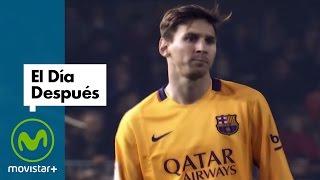 El Día Después (07/12/2015): Messi Responde a Mestalla
