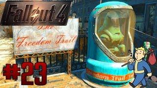 Fallout 4 23 - Путь свободы