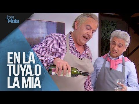Bertín y Pajares  En la tuya o en la mía  José Mota presenta...