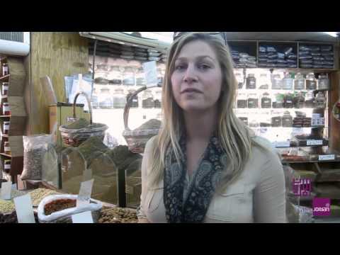 Visit the spice shops of Jordan