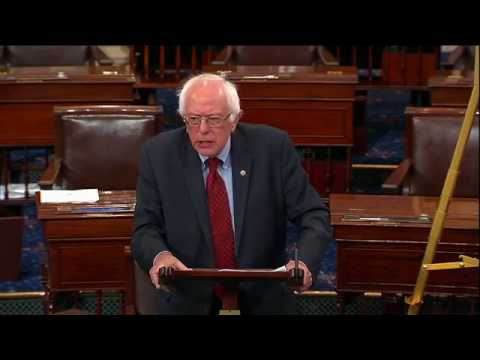 Bernie Sanders spits SAVAGE fire: Medicare For All, but not this Republican sham. Preach!