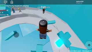 Tower Of Hell in Roblox featuring my friend Gaminglord026
