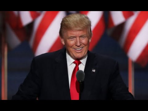 Trump FULL Speech at Republican Convention