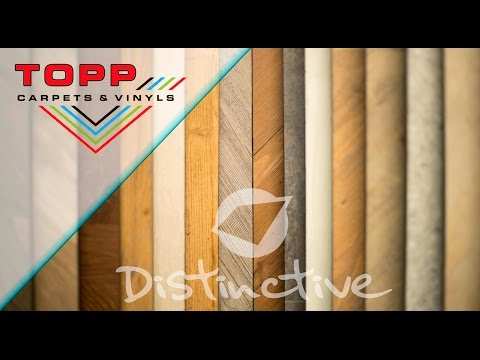 Topp Carpets & Vinyls - SHOWROOM - Distinctive