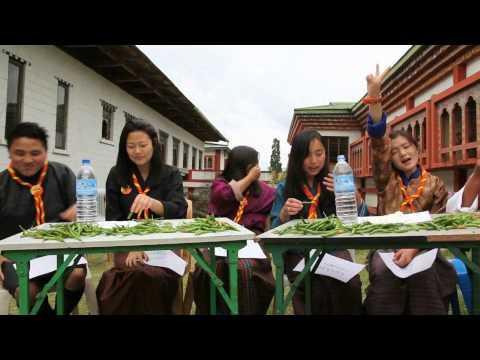 Extreme Chilispisning: Bhutan edition