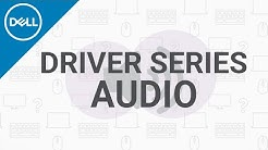 How to Install Audio Driver Windows 10 (Official Dell Tech Support)