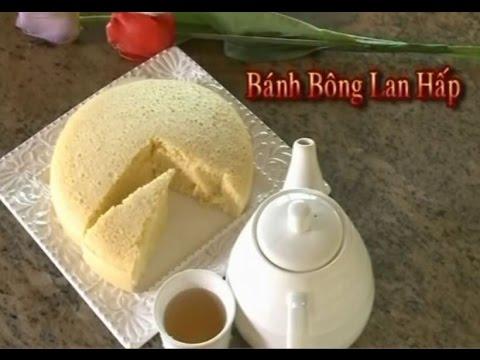 Bánh Bông Lan Hấp - Xuân Hồng