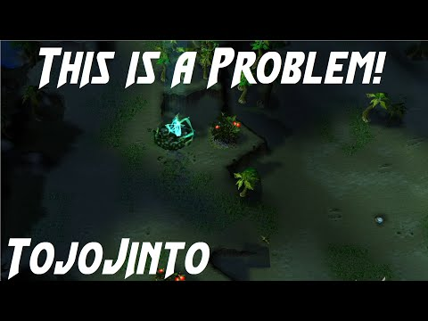 Warcraft 3: Island Defense - This is a Problem!