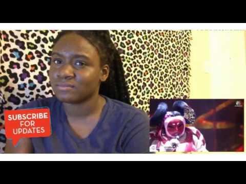 Girl On Fire - THE MASK SINGER 2 REACTION