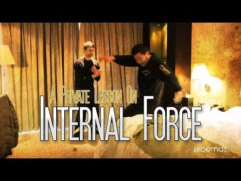 Incredible Internal Force by Sifu Sergio