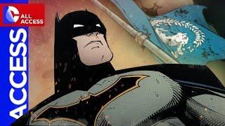 New Batman Is Faster & Stronger + Batman v Superman w/ Zack Snyder