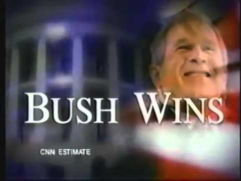 Election Night 2000 in 5 minutes