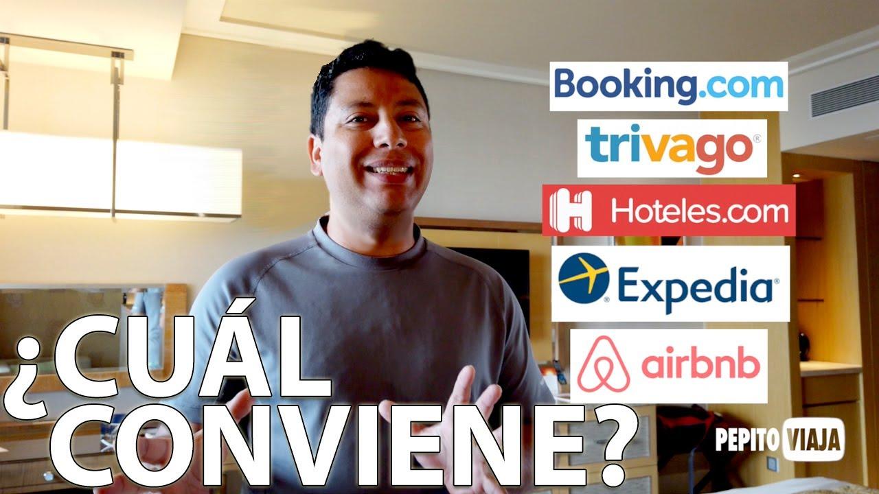 Download Booking, Trivago, Expedia, AirBnB ¿cuál CONVIENE más? | Tips Pepito Viaja
