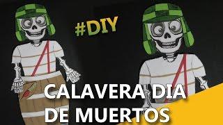 Download Como Hacer Una Calavera Del Chavo Del 8