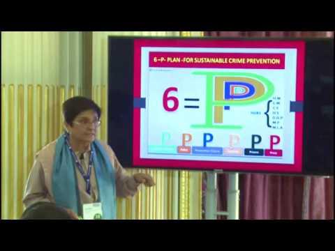 Lieutenant Governor  Dr Kiran Bedi's keynote address at the Commonwealth Women Leaders' Summit
