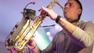 Клубный саксофон