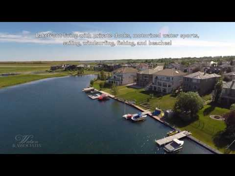 Chestermere Lake Drone Video Presented by Watson & Associates with CIR Realty