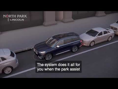 2020 Lincoln Aviator - Active Park Assist Plus and Reverse Brake Assist