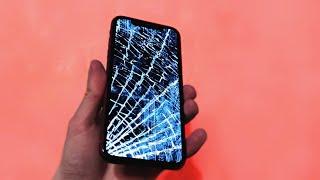 видео КАК убрать ТРЕЩИНУ с экрана телефона ?