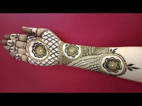 Eid special  henna  design #1