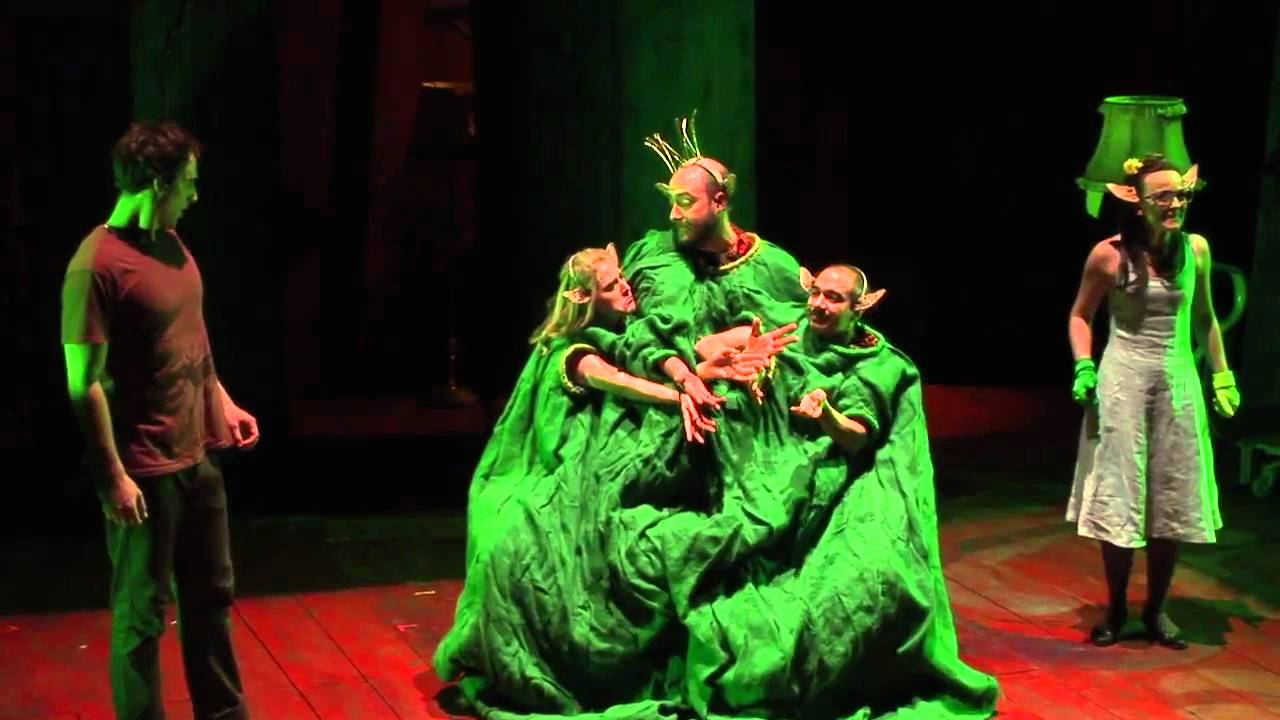 Peer Gynt At Kc Rep Youtube