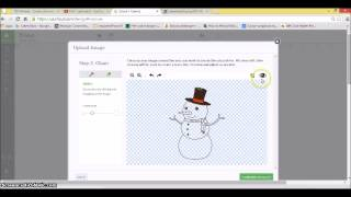 Cricut Explore Step-by-Step Step 4: Uploading an image into Design Space Thumbnail