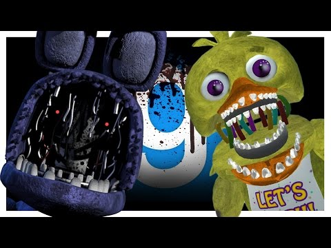 Five Nights at Freddy's 2 GMOD Map