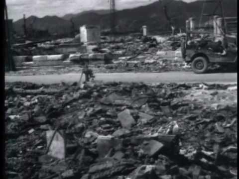 The Atom Strikes! (1948) Devastation Of Hiroshima And ...