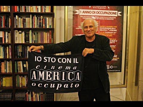 """Stefano Benni presenta """"Musica per vecchi animali"""" al Cinema America Occupato"""