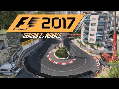 F1 2017 Career S2 | Race 6 - Monaco