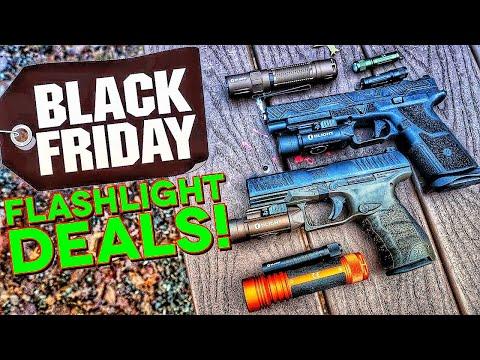 OLIGHT BLACK FRIDAY FLASHLIGHT DEALS!