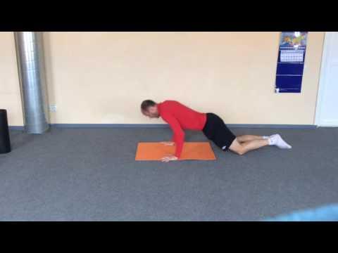 Упражнения при грыже позвоночника: фото