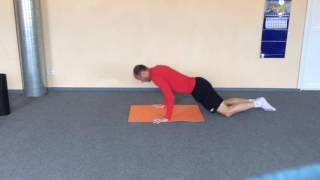 Укрепление мышц спины при грыже диска. Часть 3
