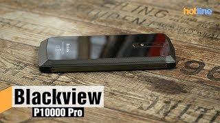 Blackview P10000 Pro — для тих, кому дуже важлива автономність