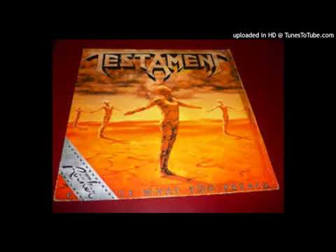 Testament - Practice What You Preach Instrumental ( Cover/ Rat )