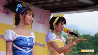 初めて、ドリエン見たけど、黄色の村上麻莉奈さんが良かったよ目線動画。