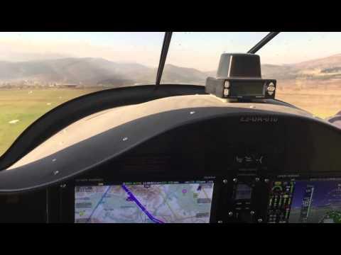 Pipistrel Virus SW takeoff from Sport airfield SKOPJE - Stenkovec