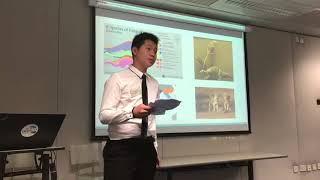 George's Pangolin Presentation