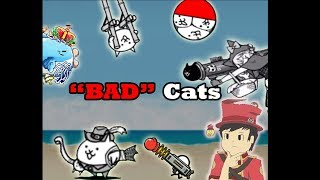 """The Battle Cats - Let's Talk About """"Bad"""" Cats"""