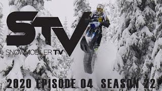 Snowmobiler TV 2020 - Episode 4