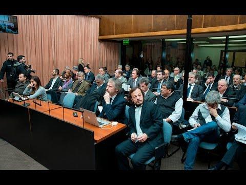 13ª audiencia de alegatos en el juicio oral por la tragedia de Once