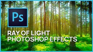photoshop cs4 ray of light effects in photoshop photo manipulation