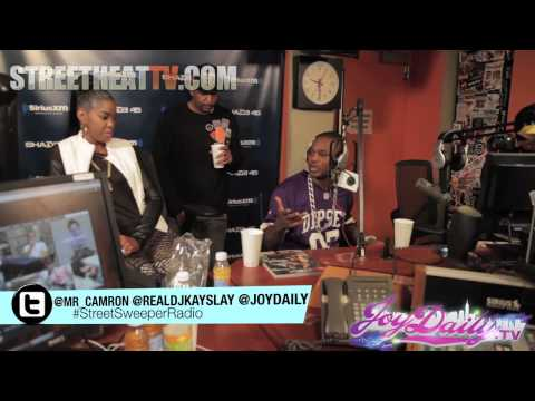 Camron Talks About Posting Fiance JuJu's Assets on Instagram and Dipset  !