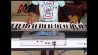 Ankur Music Classes - Keyboard Student Sushant - Mera Mulk Mera Desh (Diljale)