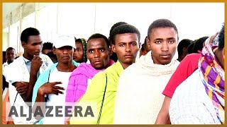 Ethiopian migrants rescued from Yemen