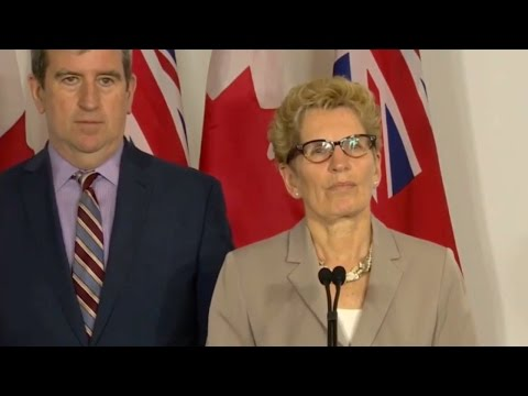 """Wynne's Liberals to create powerful new agency to FORCE """"green religion"""" compliance"""