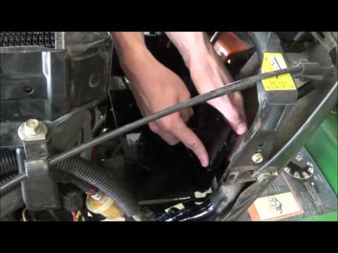 replacing a voltage regulator on a john deere 300 series tractor replacing a voltage regulator on a john deere 300 series tractor