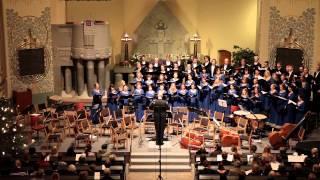 04/10 Joulu saapuu portin luo (Jean Sibelius) [Advent Concert 2014]